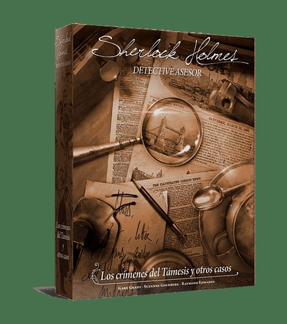 Sherlock Holmes: Los crimenes del Tamesis