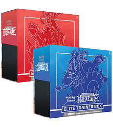 Pokémon Elite Trainer Box Battle Styles (Inglés)