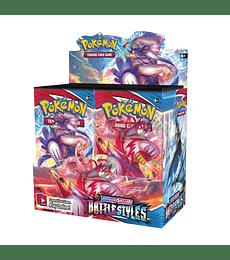 Pokémon Caja de Sobres Sword & Shield – Battle Styles (Español)