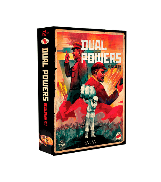 Dual Powers Revolucion
