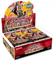 Yu-Gi-Oh! Caja de Sobres Vortice Abrasador (Español)