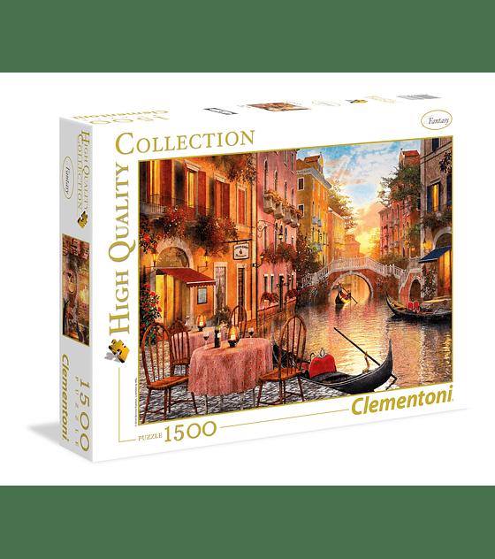 Puzzle 1500 Pcs - Venezia Clementoni