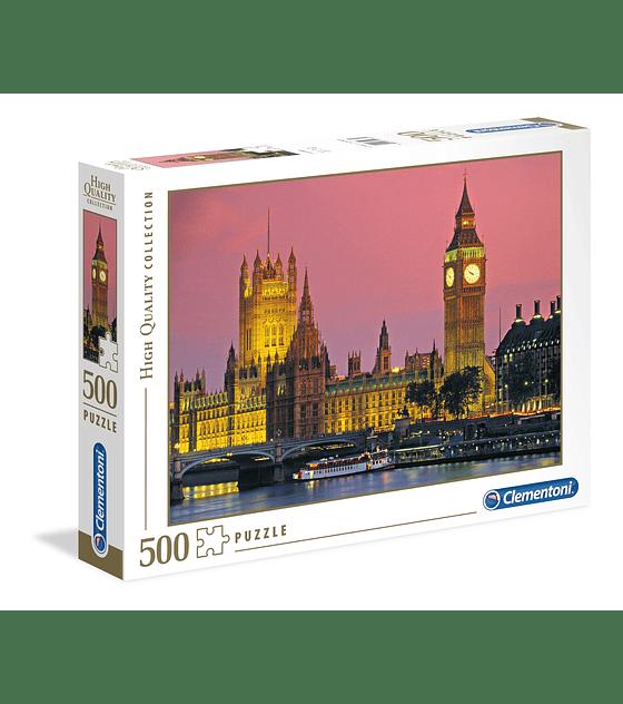 Puzzle 500 Pcs - London Clementoni