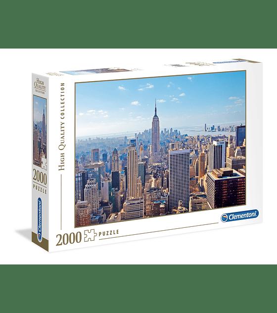 Puzzle 2000 Pcs - New York