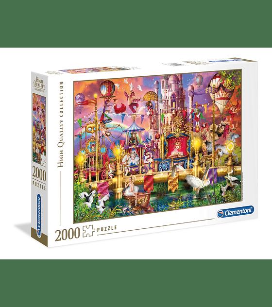 Puzzle 2000 Pcs - Magic Circus Parade