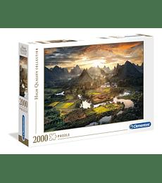 Puzzle 2000 Pcs - View of China