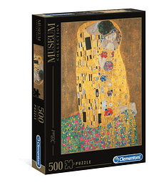 Puzzle MC 500 Pcs - Klimt The Kiss