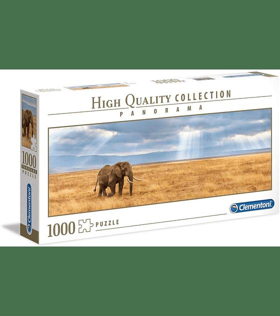 Puzzle 1000 Pcs - Lost Clementoni Panorama