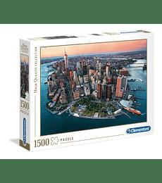 Puzzle 1500 Pcs - New York Clementoni