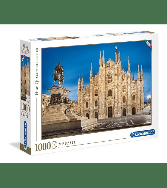 Puzzle It 1000 Pcs - Milan Clementoni