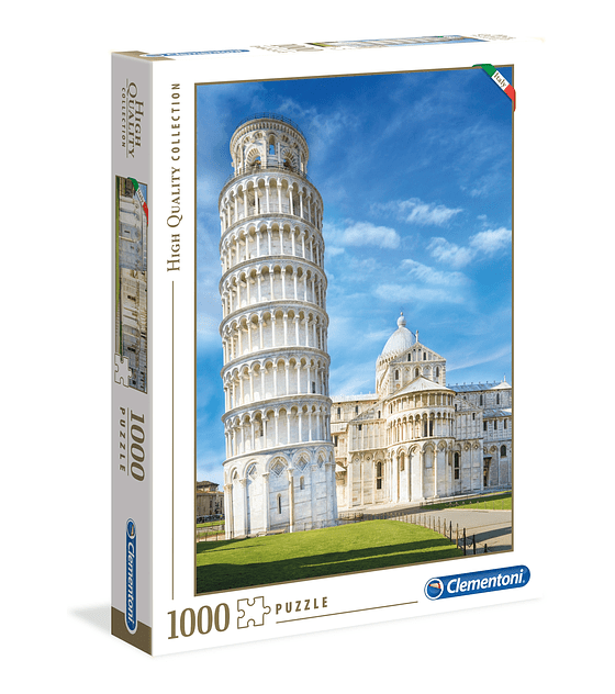 Puzzle It 1000 Pcs - Pisa