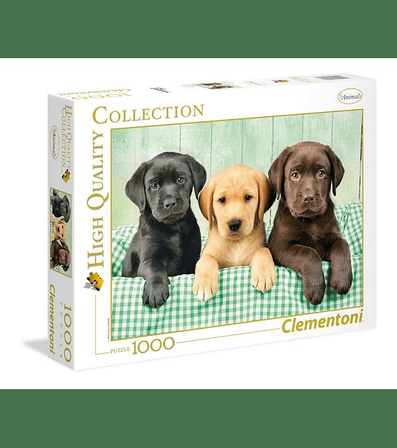 Puzzle 1000 Pcs - Three Labs Clementoni