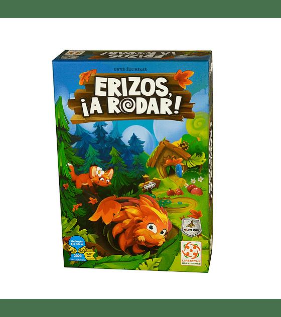 Erizos, ¡a Rodar!