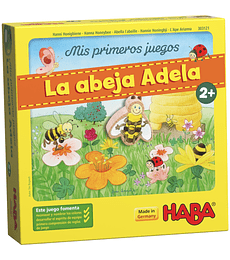 Mis primeros juegos: La Abeja Adela