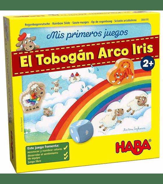 Mis primeros juegos: El Tobogan Arco Iris