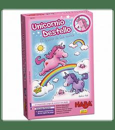 Unicornio Destello: El Tesoro de las Nubes
