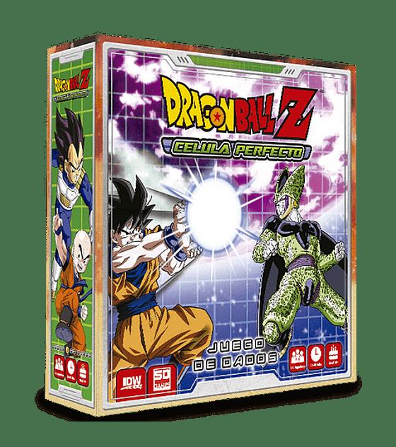 Dragon Ball Z Celula Perfecto