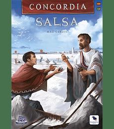 Concordia exp. Salsa