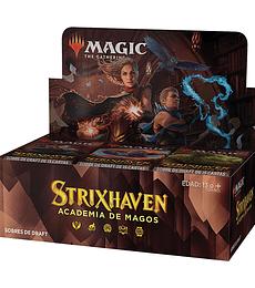 Strixhaven: Escuela de Magos Draft Booster Box (Inglés)