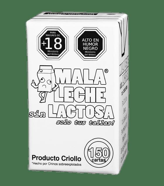 Mala Leche sin Lactosa