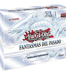 Yu-Gi-Oh! Fantasmas del Pasado (Inglés)