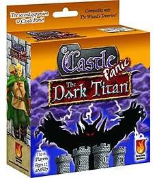 Castle Panic exp. The Dark Titan