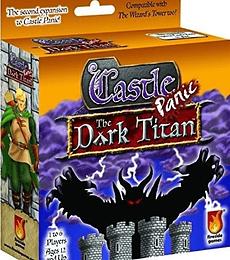 Castle Panic exp. The Dark Titan