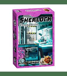 Sherlock Serie Q: Propagacion
