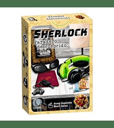 Sherlock Serie Q: Paradero Desconocido