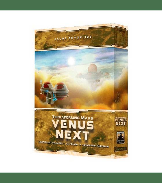 Terraforming Mars exp. Venus Next
