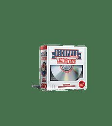 Decrypto exp. Lector Laser