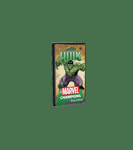Marvel Champions Pack de Heroe Hulk