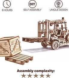 Woodtrick Levantacargas (Forklift)