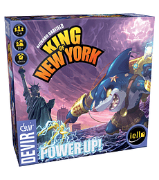 King of New York exp. Power UP!