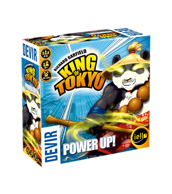 King of Tokyo exp. Power UP