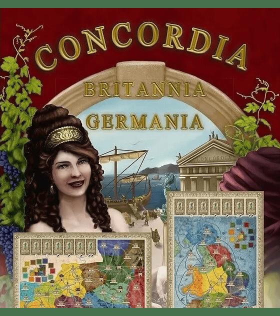 Concordia exp. Britania y Germania
