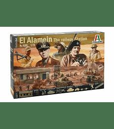 ITALERI El Alamein The Railway Station