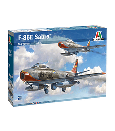 ITALERI F-86E Sabre