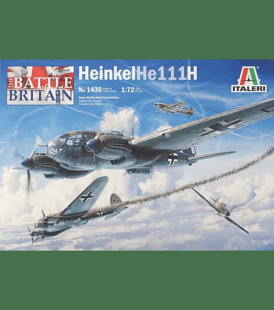 ITALERI Heinkel He111H