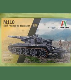 ITALERI M110 Self Propelled Howitzer