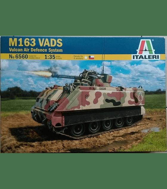 ITALERI M163 VADS