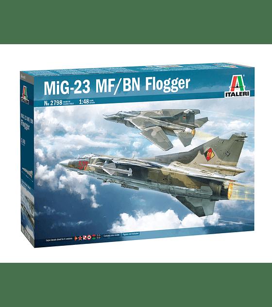ITALERI Mig-23 MF/BN Flogger