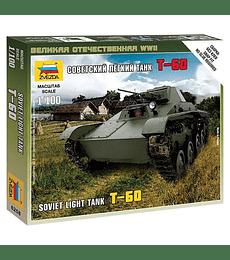 ZVEZDA Soviet Light Tank T-60
