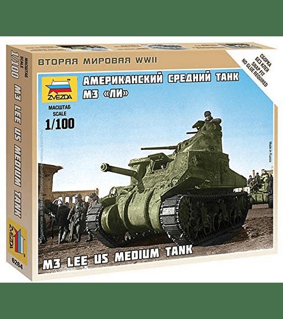 ZVEZDA US Medium Tank M3 Lee