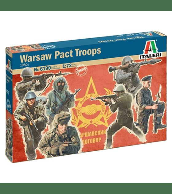 ITALERI Warsaw Pact Troops