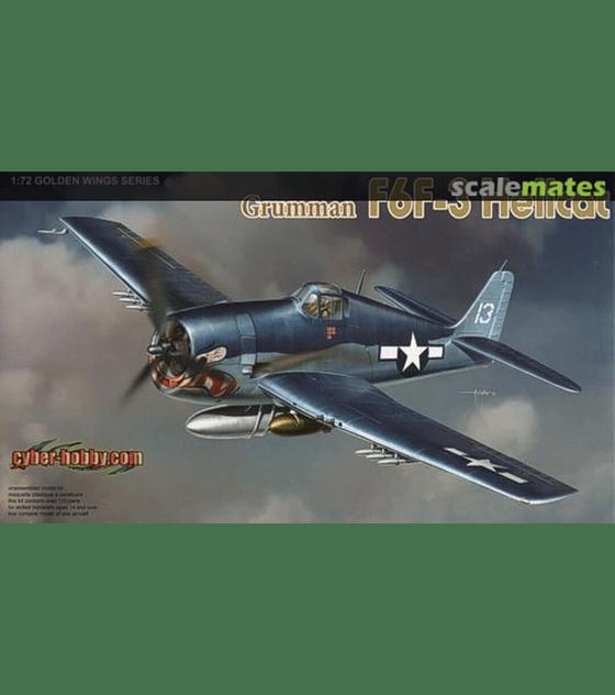 Dragon Grumman F6F-3 Hellcat