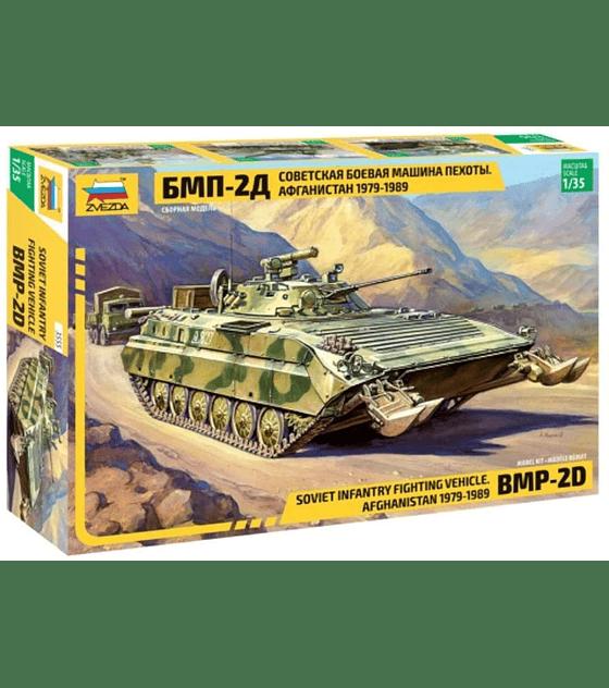 ZVEZDA Soviet Infantry Fighting Vehicle Afghanistan 1979-1989