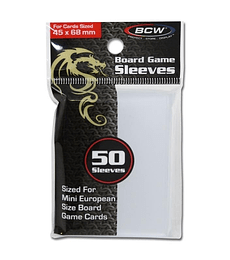 Protector BCW 45x68 Clear