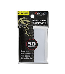 Protector BCW 41x63 Clear