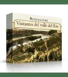 Viticulture exp Visitantes del valle del Rin